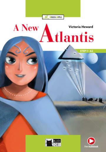 Cover A New Atlantis 978-3-12-500049-0 Victoria Heward Englisch