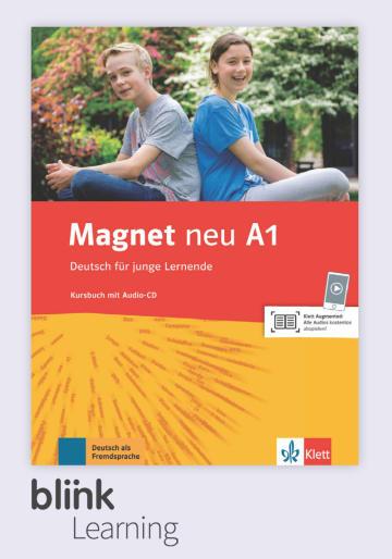 Cover Magnet neu A1 - Digitale Ausgabe mit LMS NP00867608090 Deutsch als Fremdsprache (DaF)