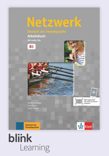Cover Netzwerk B1 - Digitale Ausgabe mit LMS NP01160500490 Deutsch als Fremdsprache (DaF)