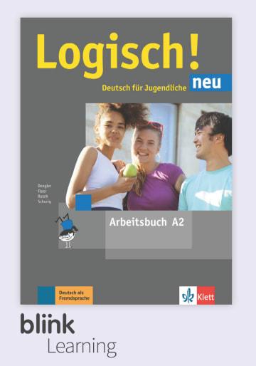 Cover Logisch! neu A2 - Digitale Ausgabe mit LMS NP00860521290 Deutsch als Fremdsprache (DaF),Deutsch als Zweitsprache (DaZ)