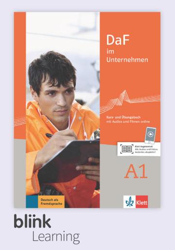 Cover DaF im Unternehmen A1 - Digitale Ausgabe mit LMS NP00867644090 Deutsch als Fremdsprache (DaF)