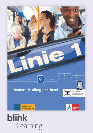 Cover Linie 1 A1 - Digitale Ausgabe mit LMS NP00860705590 Deutsch als Fremdsprache (DaF)