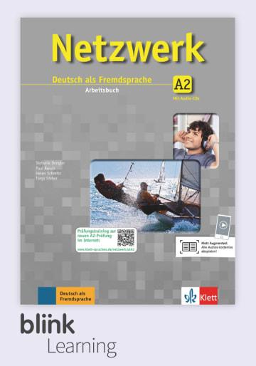 Cover Netzwerk A2 - Digitale Ausgabe mit LMS NP01160699990 Deutsch als Fremdsprache (DaF)