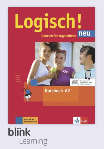Cover Logisch! neu A2 - Digitale Ausgabe mit LMS NP00860521101 Deutsch als Fremdsprache (DaF),Deutsch als Zweitsprache (DaZ)