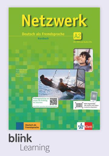 Cover Netzwerk A2 - Digitale Ausgabe mit LMS NP01160699890 Deutsch als Fremdsprache (DaF)