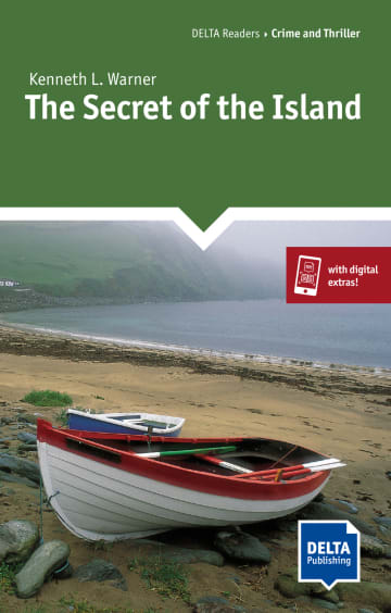 Cover The Secret of the Island 978-3-12-501111-3 Kenneth L. Warner Englisch