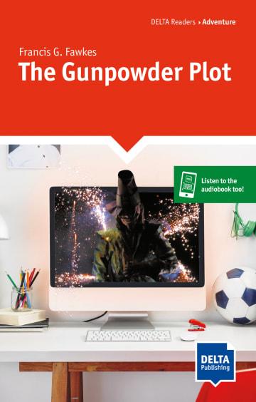 Cover The Gunpowder Plot 978-3-12-501115-1 Francis G. Fawkes Englisch
