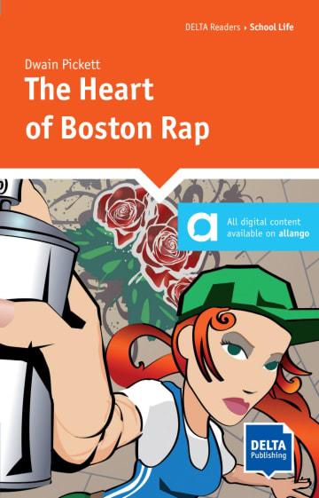 Cover The Heart of Boston Rap 978-3-12-501122-9 Dwain Pickett Englisch