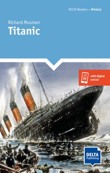 Cover Titanic 978-3-12-501124-3 Richard Musman Englisch
