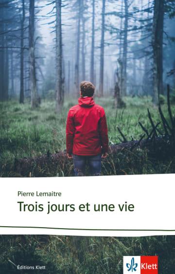 Cover Trois jours et une vie 978-3-12-592337-9 Pierre Lemaitre Französisch
