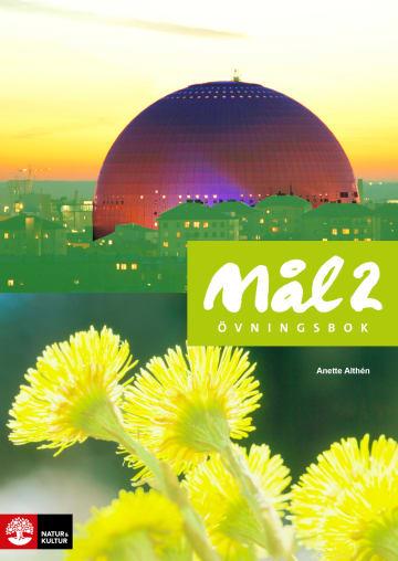 Cover Mål 2 (A2+) 978-3-12-527795-3 Schwedisch