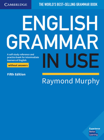 Cover English Grammar in Use 978-3-12-535425-8 Englisch