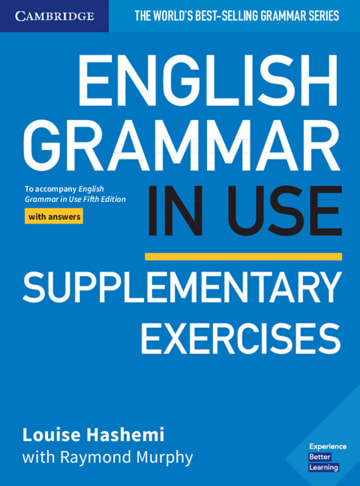 Cover English Grammar in Use Supplementary Exercises 978-3-12-535426-5 Englisch