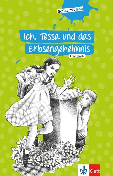 Cover Ich, Tessa und das Erbsengeheimnis 978-3-12-666103-4 Lena Hach Deutsch