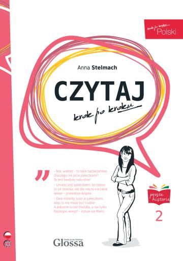 Cover POLSKI krok po kroku, CZYTAJ 2 (A1) 978-3-12-528767-9 Polnisch