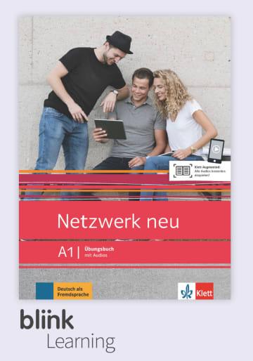 Cover Netzwerk neu A1 - Digitale Ausgabe mit LMS NP00860715701 Deutsch als Fremdsprache (DaF)
