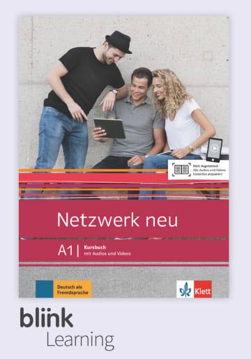 Cover Netzwerk neu A1 - Digitale Ausgabe mit LMS NP00860715601 Deutsch als Fremdsprache (DaF)