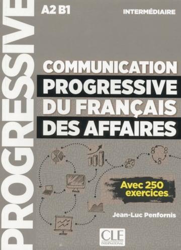 Cover Communication progressive du français des affaires 978-3-12-530033-0 Französisch