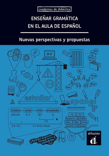 Cover Enseñar gramática en el aula de español 978-3-12-525683-5 Spanisch