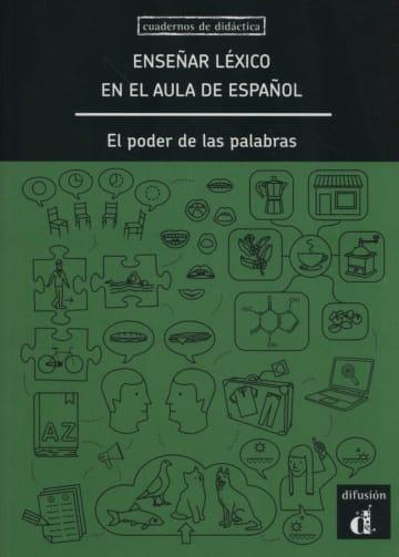 Cover Enseñar léxico en el aula de español 978-3-12-525682-8 Spanisch
