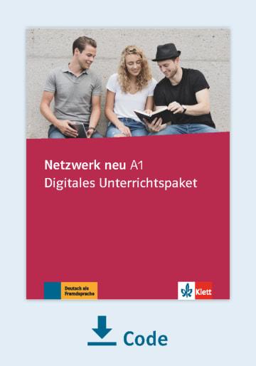 Cover Netzwerk neu A1 - Digitales Unterrichtspaket NP00860716101 Deutsch als Fremdsprache (DaF)