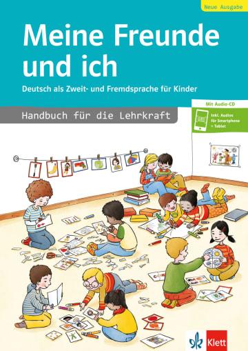 Cover Meine Freunde und ich NEU 978-3-12-666832-3 Deutsch als Fremdsprache (DaF),Deutsch als Zweitsprache (DaZ)