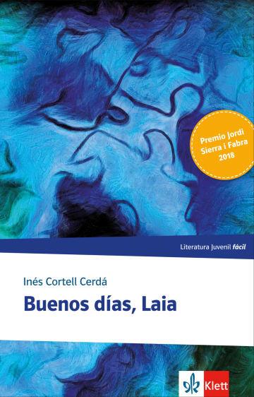 Cover Buenos días, Laia 978-3-12-535715-0 Inés Cortell Cerdá Spanisch