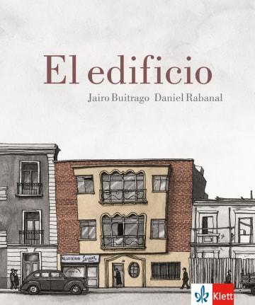 Cover El edificio 978-3-12-535719-8 Jairo Buitrago, Daniel Rabanal Spanisch