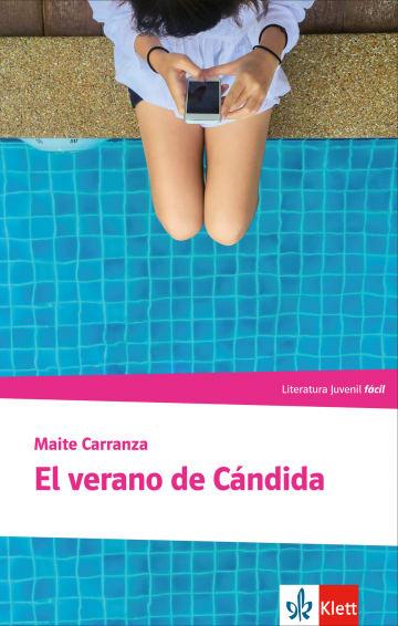 Cover El verano de Cándida 978-3-12-535717-4 Maite Carranza Spanisch