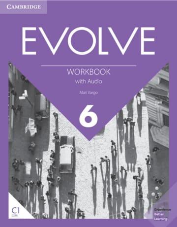 Cover Evolve 6 (C1) 978-3-12-540472-4 Englisch