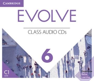 Cover Evolve 6 (C1) 978-3-12-540474-8 Englisch