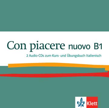 Cover Con piacere nuovo B1 978-3-12-525217-2 Italienisch