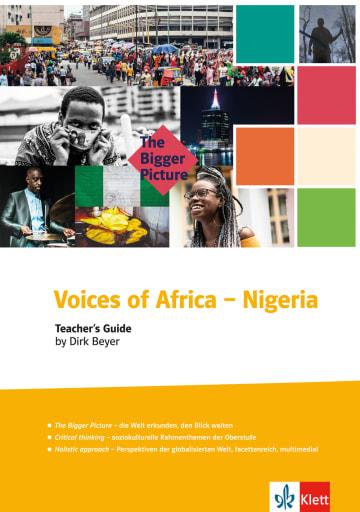 Voices Of Africa Nigeria Handbuch Für Unterrichtende Mit Kopiervorlagen Klausurvorschlägen Online Links Und Klett Augmented Klett Sprachen