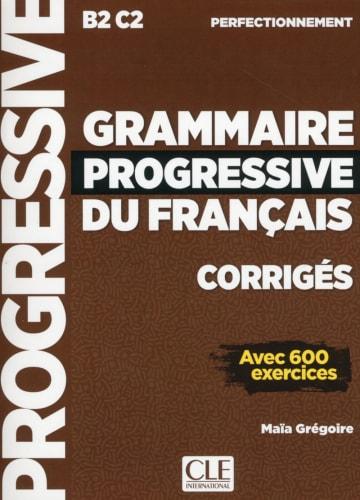 Cover Grammaire progressive du français 978-3-12-530035-4 Französisch