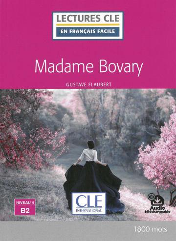 Cover Madame Bovary 978-3-12-593611-9 Gustave Flaubert Französisch