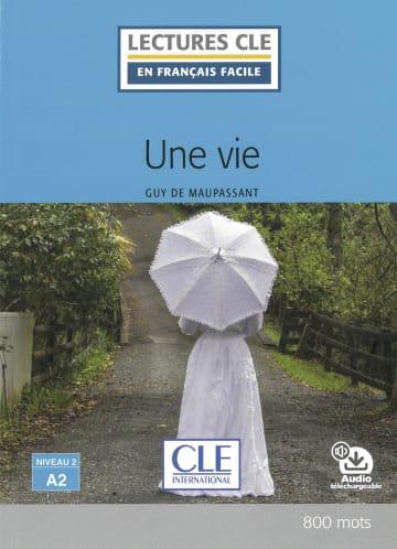 Cover Une vie 978-3-12-593251-7 Guy de Maupassant Französisch