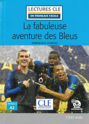 Cover La fabuleuse aventure des bleus 978-3-12-593252-4 Dominique Georges Französisch