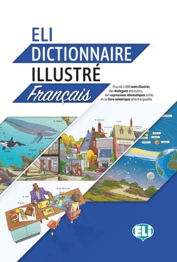 Cover ELI Dictionnaire illustré - Français 978-3-12-534777-9 Französisch