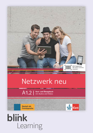 Cover Netzwerk neu A1.2 - Digitale Ausgabe mit LMS NP00860715501 Deutsch als Fremdsprache (DaF)