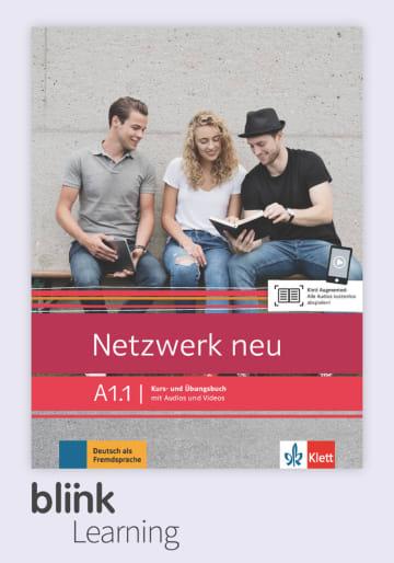 Cover Netzwerk neu A1.1 - Digitale Ausgabe mit LMS NP00860715401 Deutsch als Fremdsprache (DaF)