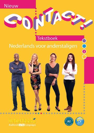 Cover Contact! nieuw 2 (A2) 978-3-12-528753-2 Niederländisch