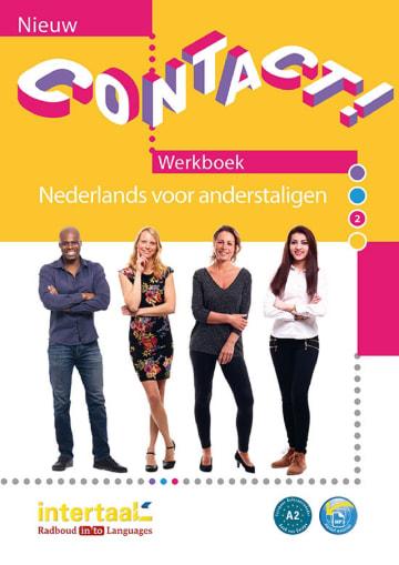 Cover Contact! nieuw 2 (A2) 978-3-12-528754-9 Niederländisch