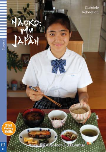 Cover Naoko: My Japan 978-3-12-515219-9 Gabriele Rebagliati Englisch