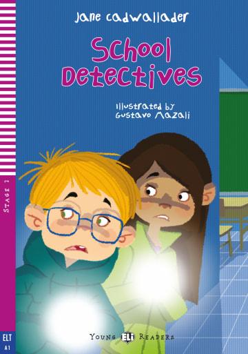 Cover School Detectives 978-3-12-515227-4 Jane Cadwallader Englisch