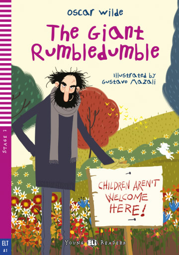 Cover The Giant Rumbledumble 978-3-12-515231-1 Oscar Wilde Englisch