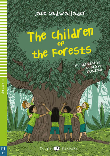 Cover The Children of the Forests 978-3-12-515226-7 Jane Cadwallader Englisch