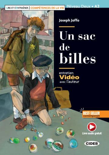 Cover Un sac de billes 978-3-12-500305-7 Französisch