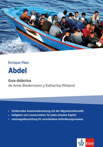 Cover Abdel 978-3-12-535724-2 Anne Biedermann, Katharina Wieland, Enrique Páez Spanisch