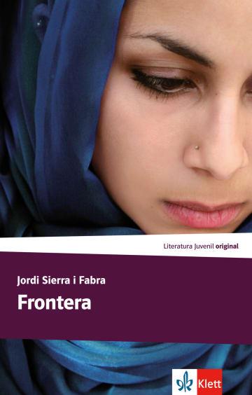Cover Frontera 978-3-12-535722-8 Jordi Sierra i Fabra Spanisch