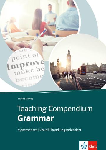 Cover Teaching Compendium: Grammar 978-3-12-920135-0 Englisch